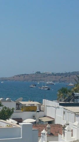 Boutigue Double Rooms with Breakfast in Bodrum - Bodrum - Oda + Kahvaltı