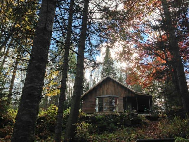 Joli chalet vintage! Cozy cottage!