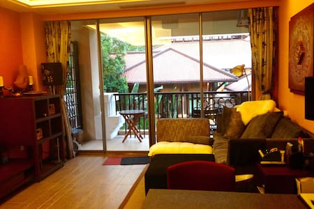 Homey!HK/Beaches/OCTParks/ThaiStyle - Shenzhen - Appartement