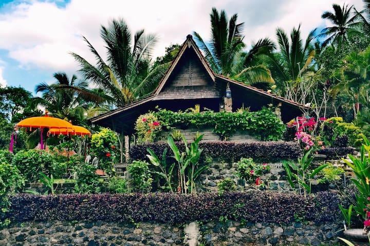 Frog Bungalow @ Bali Lush - Tabanan  - Stuga