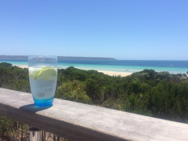 Beachcomber - absolute beach front - Island Beach - House