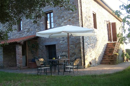 Apartment in organic farm - Santa Luce