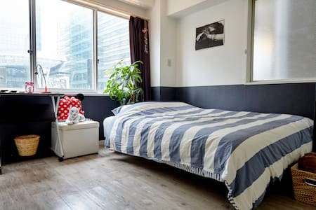 Roppongi 2min stylish and cozy room - Minato-ku