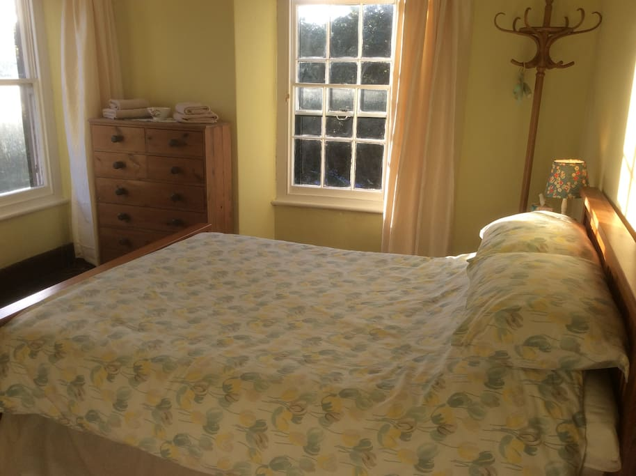 Large airy double room.