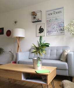 Charming apartment close to Messe - Basel