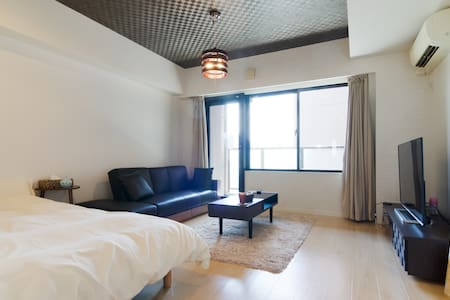【Shinsaibashi&Namba】New Apartment!