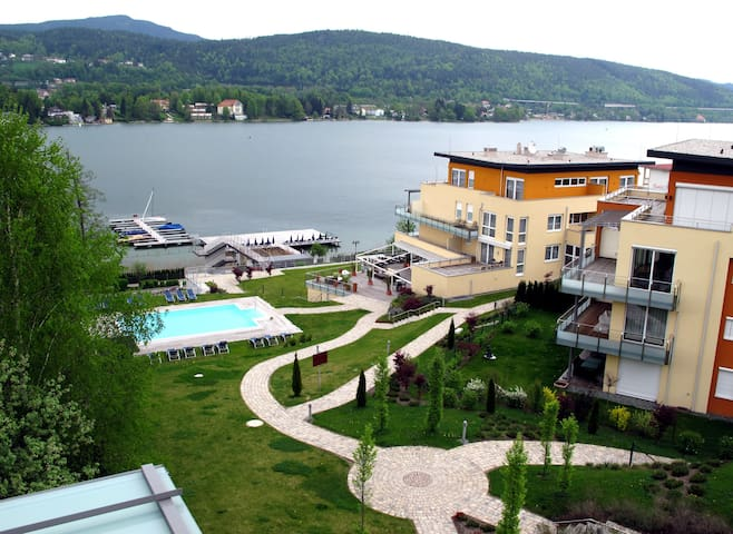 Luxusappartement mit Seezugang - Velden am Wörthersee - Apartamento