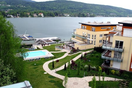 Luxusappartement mit Seezugang - Velden am Wörthersee