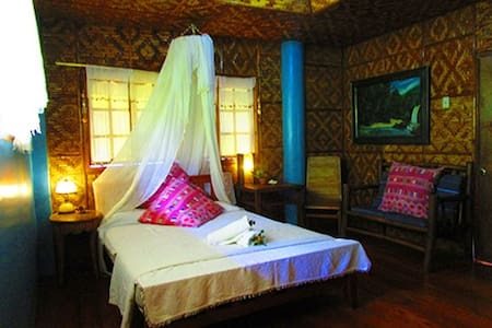 GUEST ROOM IN A BEACH HOUSE - Cebu - Maison