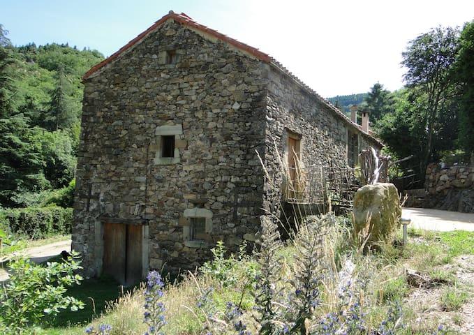 Auberge de Lascours - Ceilhes-et-Rocozels - Bed & Breakfast