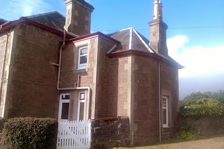 Galvelbeg House Self-Catering Apartment - Crieff