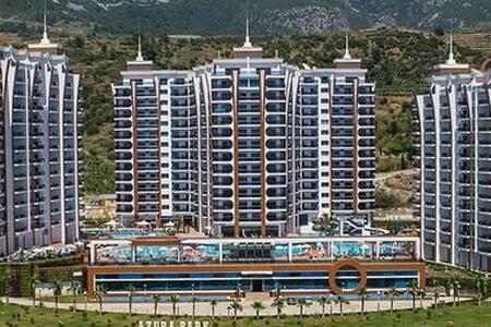 Апартаменты в шикарной резиденции - Алания, Махмутлар