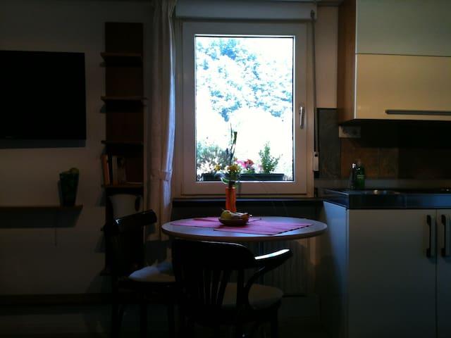 Helle Wohnung mit altem Fachwerk - Dernau