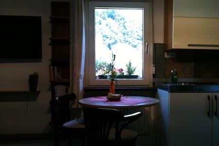 Helle Wohnung mit altem Fachwerk - Dernau - Wohnung
