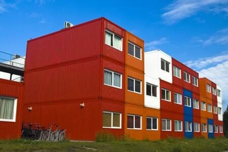 Studio NDSM / SAIL AMSTERDAM '15