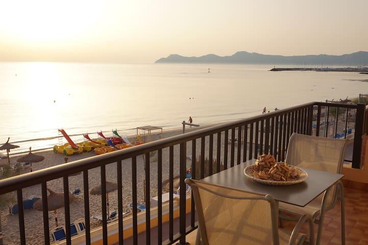 Vacaciones frente al mar