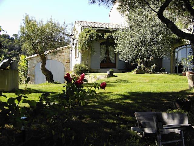 Le Serre de Champlong - Saint-Romain-en-Viennois - Bed & Breakfast