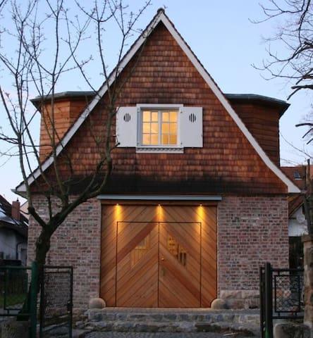 Mikro-Loft im Baudenkmal - Bensheim - House