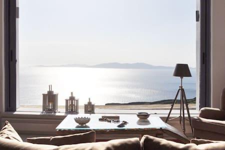 Villa Kardiani - Καρδιανή - Casa de camp