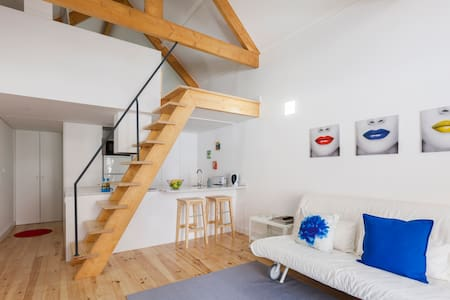 LOVELY URBAN LITTLE HOUSE FOR 2/4 GUESTS - Porto