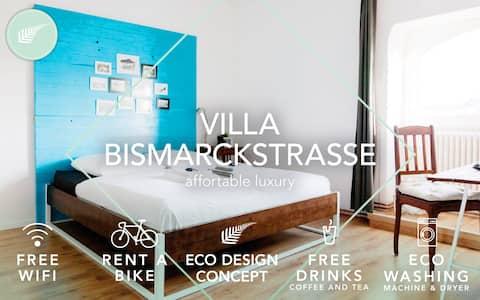 Green Residence City Villa 2 rooms