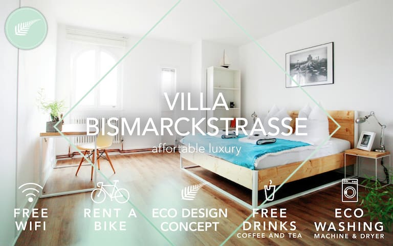 Green Residence City Villa Room # 2 - Offenbach