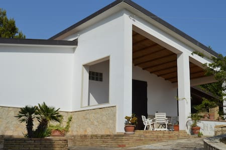 Lovely house with amazing sea view - Licata - Haus