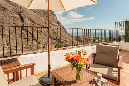 Vivienda turística Casa Askanova - Valle Gran Rey - Casa