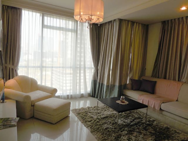 Your Home in Jakarta - Setiabudi - Appartement