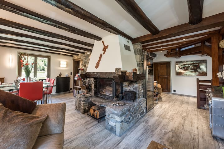 Luxury CHALET in TIGNES 8pers near slopes