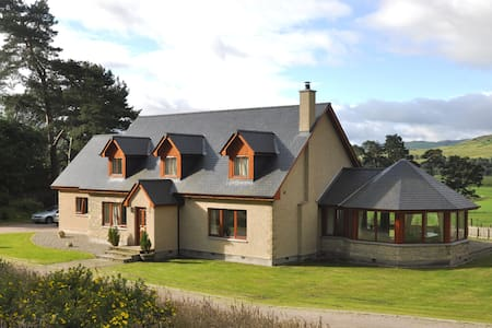 Highland Escapes - Cairngorms - NEWTONMORE