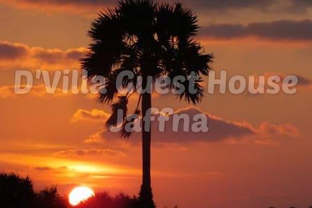 D'Villa Guest House Jaffna - Jaffna