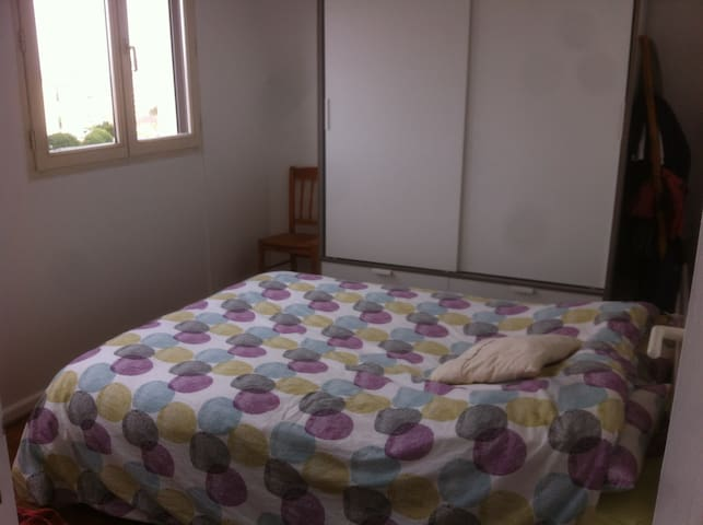 Appartement F2 Châtillon