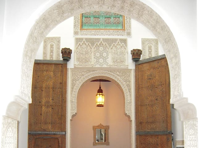 Dar Daheb, in the heart of Fes - Fes - Huis