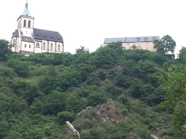 Monastery Allerheiligenberg - Lahnstein - Bed & Breakfast