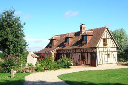 La Normandine - Chéronvilliers - Haus