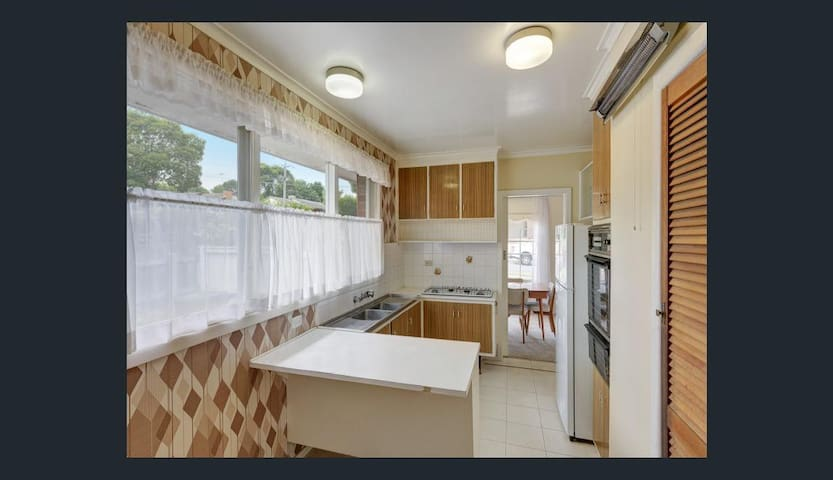 comfortable independent room - Doncaster East - Casa