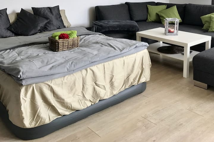 cozy top floor room in Berlin-Zehlendorf