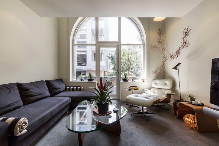 Luxury Loft in the Heart of Melbourne