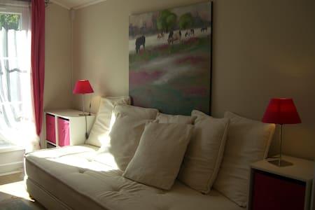 Chambre privée à 15 mn d'Aix-en-Provence - Châteauneuf-le-Rouge