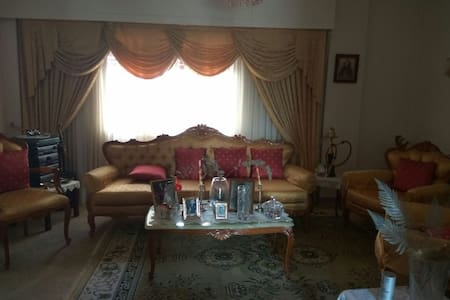 Vintage apartment in southern suburbs of Athens - Ilioupoli - Pis