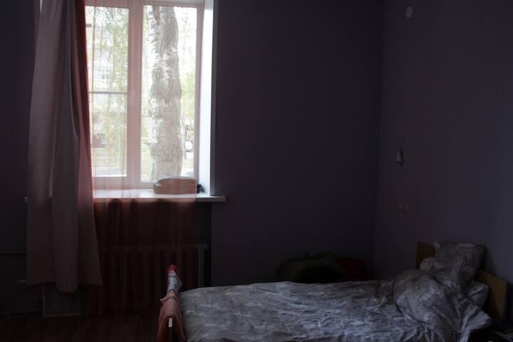Уютная квартира, любой транспорт рядом - Dubna - Appartement