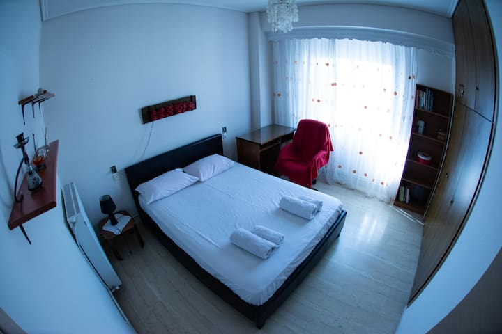 Clean & cosy apartment in Volos, near city center