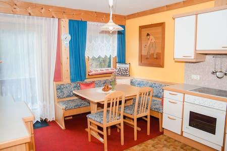 Haus Alpenfrieden - Lakás
