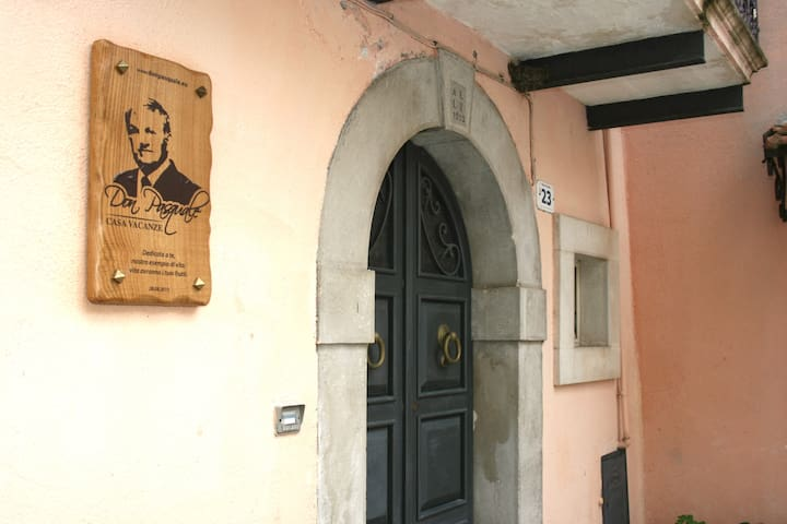 Don Pasquale Scontrone House - Scontrone