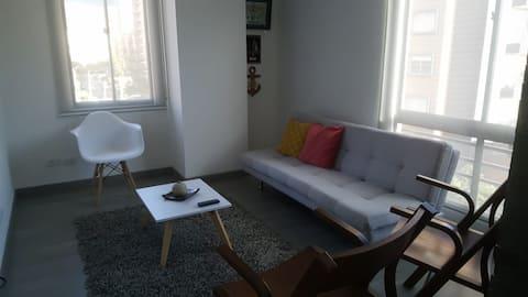 Práctico Apartamento en el Norte de Bogota