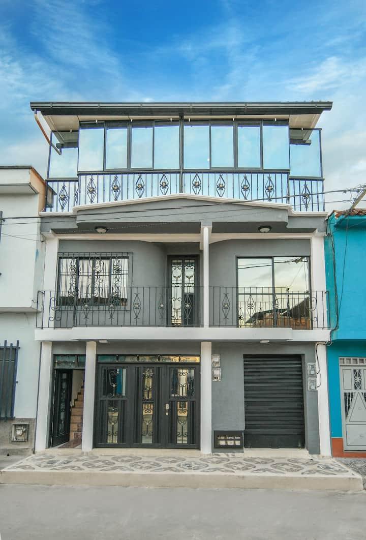 Apartamento enLa Virginia Puerto dulce de Colombia