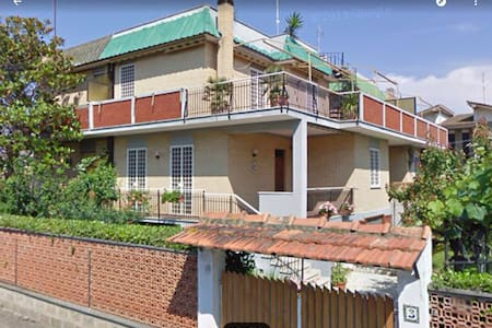MyBEACH and TheCLIFF  Your villa close to the sea - Santa Severa - Вилла