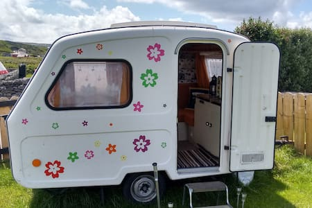 Doolin Glamping-Vintage Caravan - Doolin - Camper