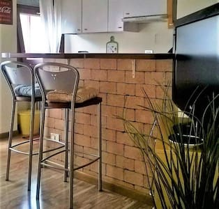 Handy flat amid Milan&Lake District - Busto Arsizio - Appartement